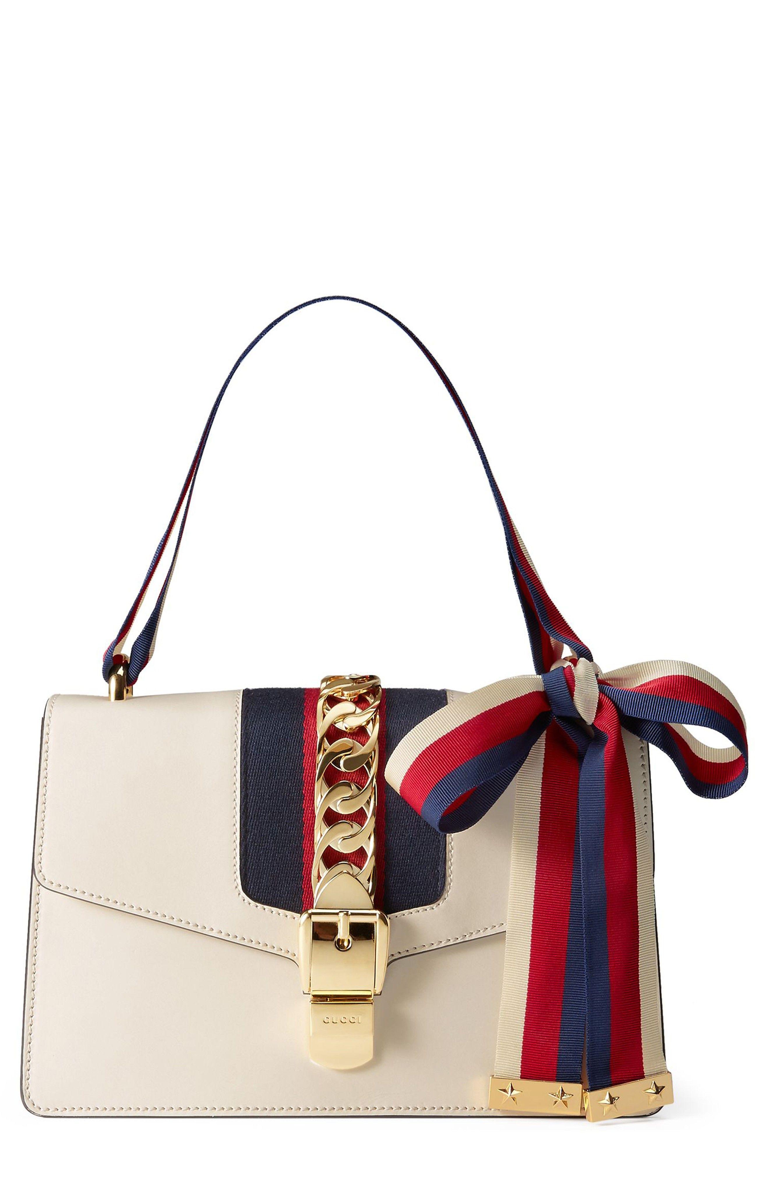 84a11e9ca Darling Gucci Leather Shoulder Bag | high fashion | Gucci, Bags ...