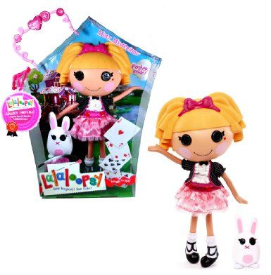 (Have this one) Amazon.com: MGA Entertainment Lalaloopsy Sew Magical! Sew Cute! 12 Inch Tall Button Doll