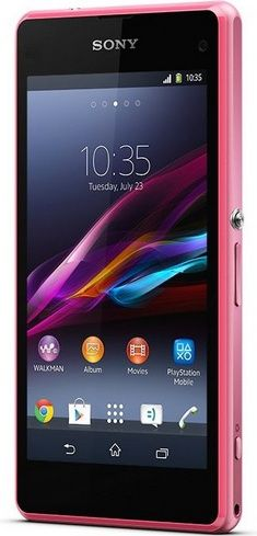 Sony Xperia Z1 Compact Lte D5503 Unlocked Gsm Android Smartphone
