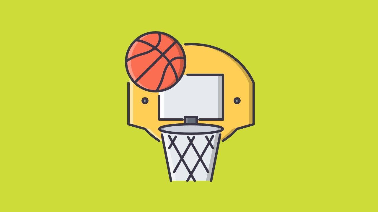 Teknik Dasar Bola Basket Bola Basket Slam Dunk Teknik