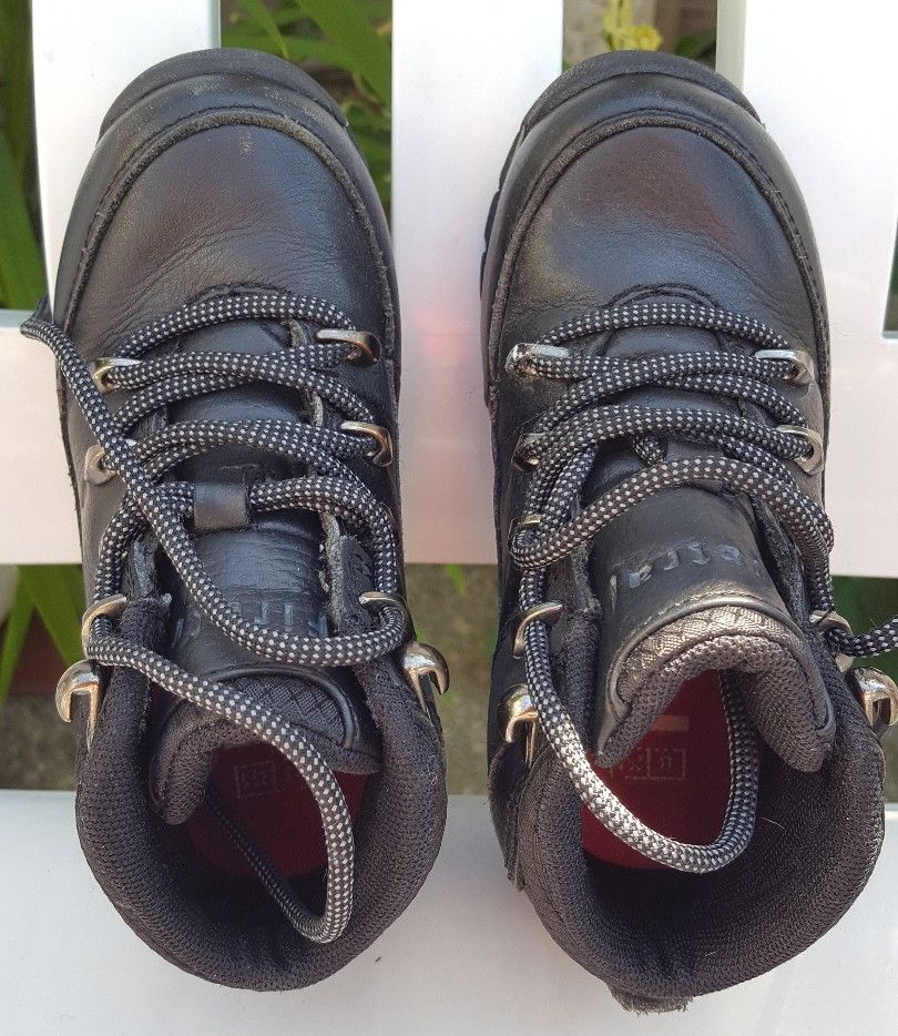 baa80508031 Firetrap Rhino Leather Casual Walking Hiking Outdoor Lace Up Boots ...