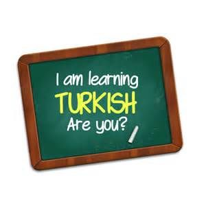Learning Turkish, still a long way to go  O well i can say