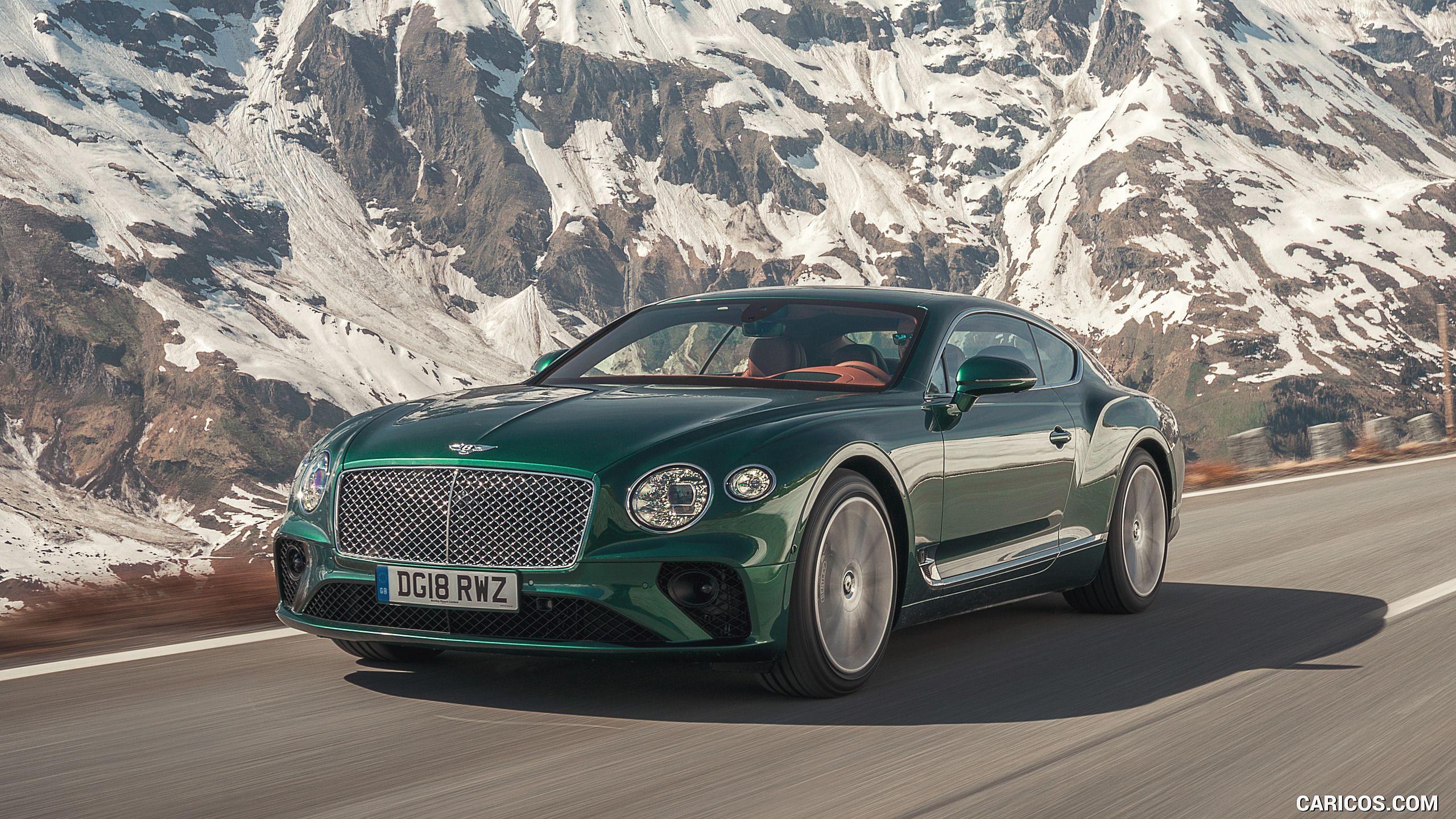 2018 Bentley Continental Gt Wallpaper Bentley Continental Gt