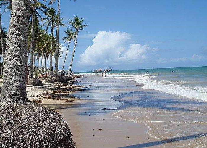 Praia dos Coqueiros, Trancoso