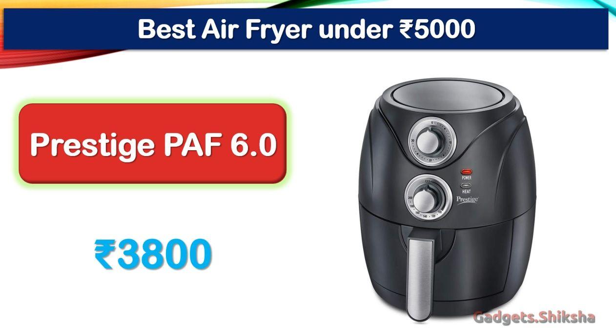 Best Air Fryer Under 5000 Rupees In India Market In 2020 Air Fryer Best Air Fryers Smoke Vent