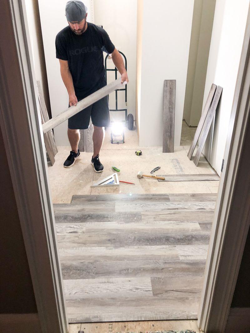 How To Install Luxury Vinyl Plank Flooring Vinyl plank