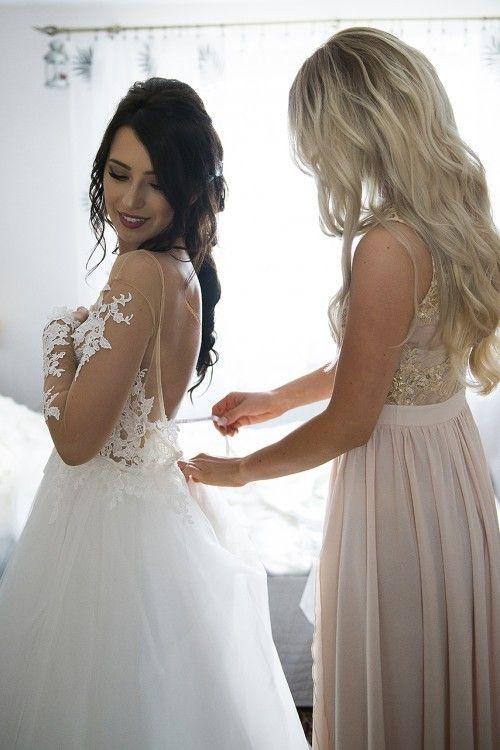 Suknia ślubna Milla Nova Używane Suknie Sprzedawane Przez Panny