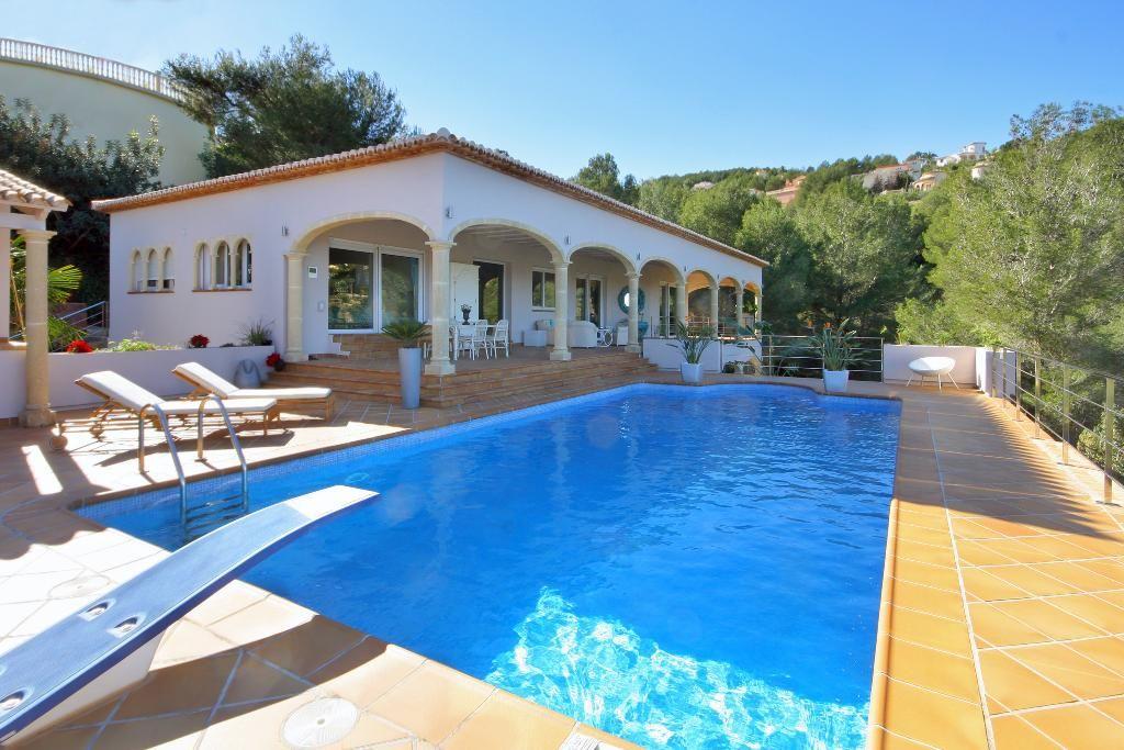 Holiday home Denia Costa Blanca Villa Spain for rent Bel