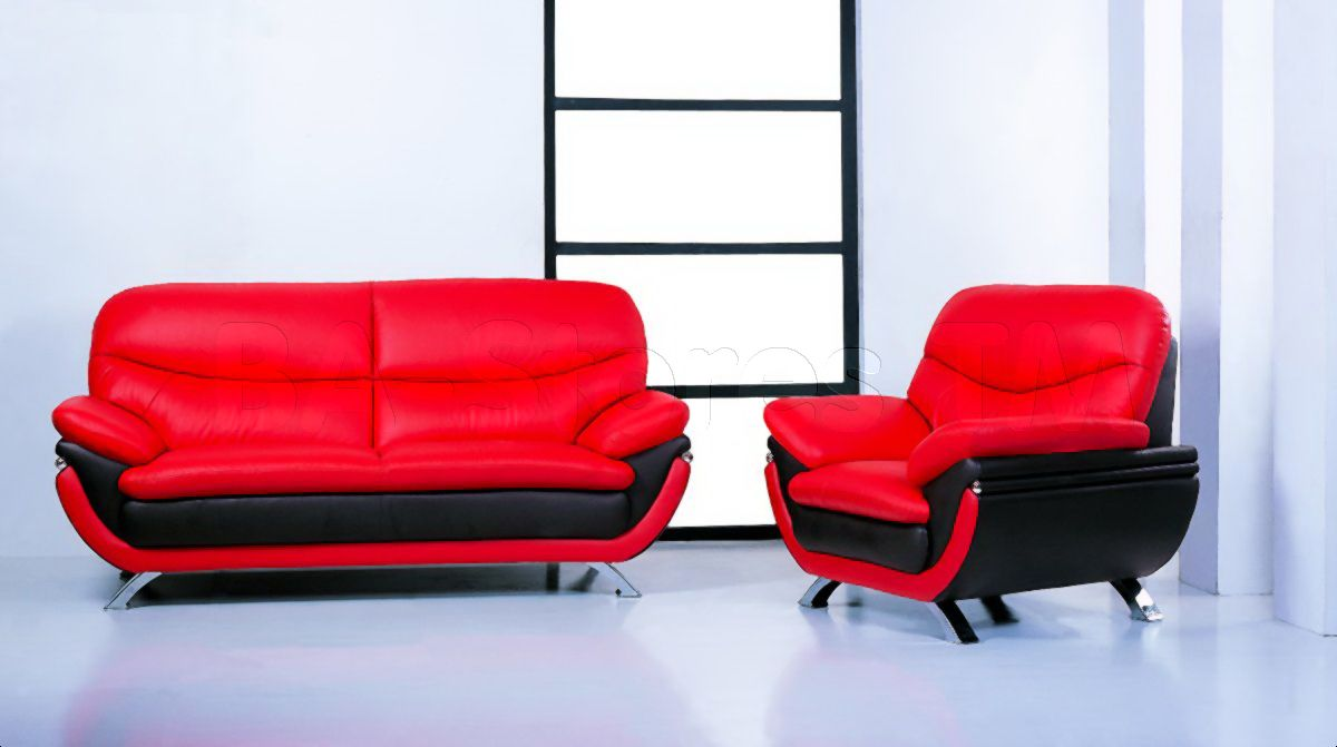 cool Red Leather Sofa Set Epic Red Leather Sofa Set 41 On Sofa
