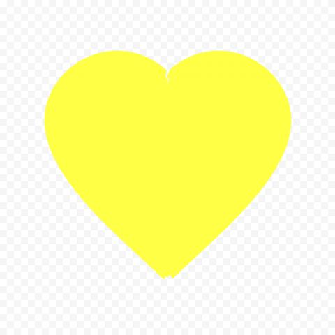 Broken Yellow Heart Emoji Yellow Heart Heart Emoji Emoji Photo
