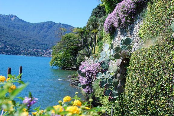 Isola Madre, Verbania, Lake Maggiore, Italy