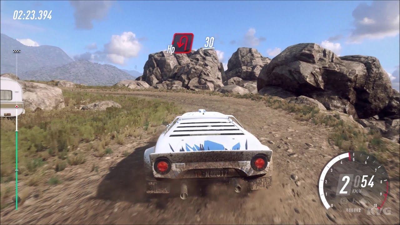 DiRT Rally 2.0 - Huillaprima - Argentina Gameplay (PC HD) [1080p60FPS]    Rally, Gameplay, Argentina