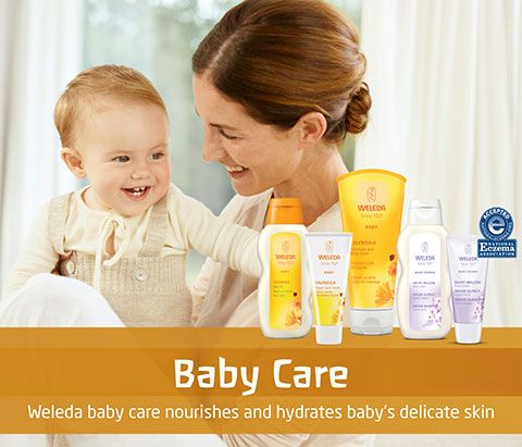 Weleda Natural Baby Amp Mother Care Products Weleda Com Natural Baby Natural Baby Skin Care Baby Lotion