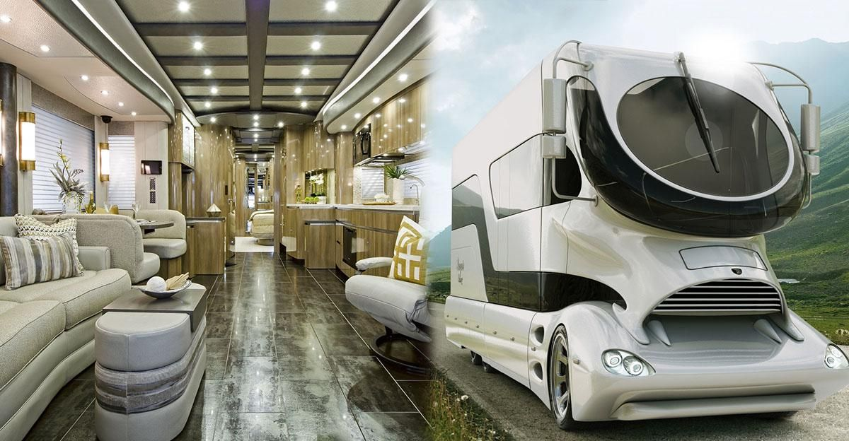 This Is The Most Expensive Motorhome In