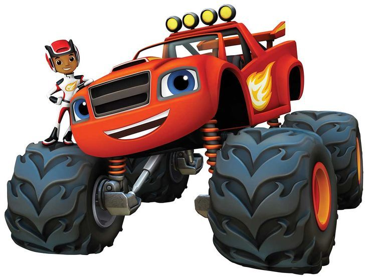 Blaze And The Monster Machines Clipart Google Search Blaze And