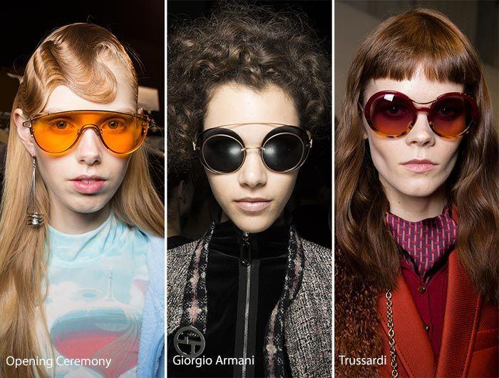 9e2cadd4d8 Fall  Winter 2016-2017 Eyewear Trends  Double Wire Rimmed Sunglasses
