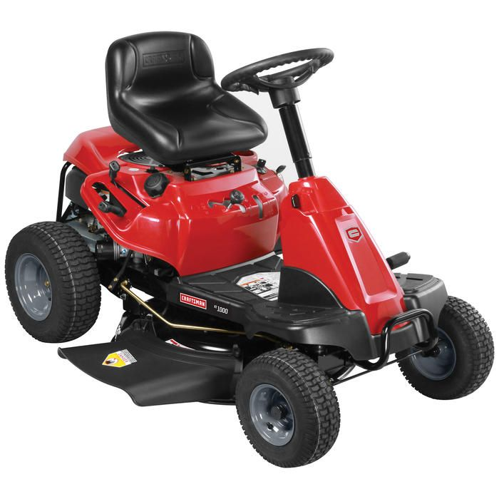 Craftsman 29000 30 420cc 6 Speed Shift On The Go Rear Engine Riding Mower Craftsman Riding Lawn Mower Riding Mower Riding Lawn Mowers