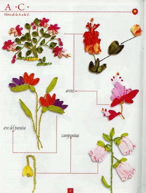 Gallery.ru / Фото #6 - Flores de la A a la Z - Orlanda   Cintas ...