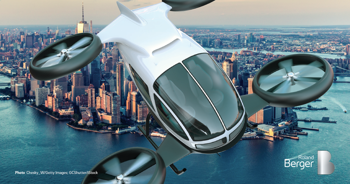 Passenger drones ready for takeoff in 2020 New