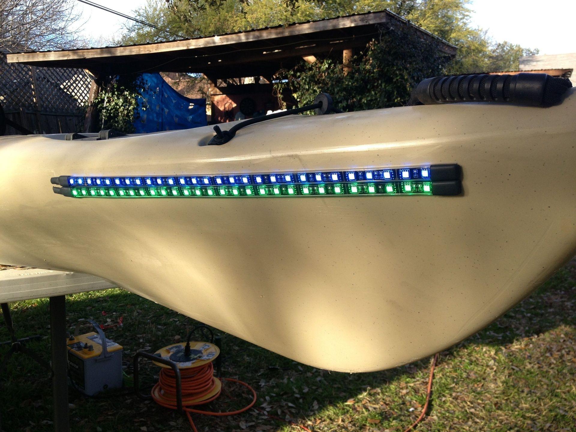 Kayak Fishing Lights SuperNova Fishing Lights. Www.supernovafishinglights .com