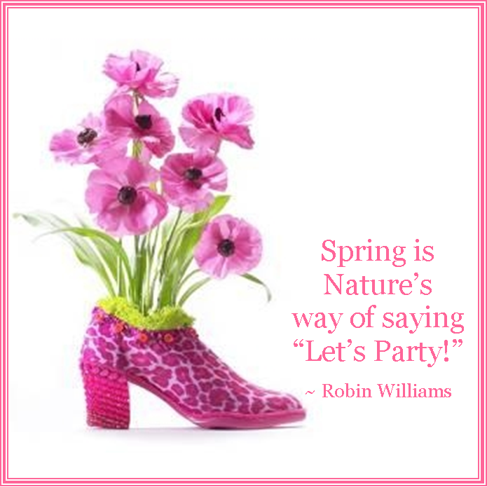 Spring Quote Robin Williams Spring Quotes Sayings Spring
