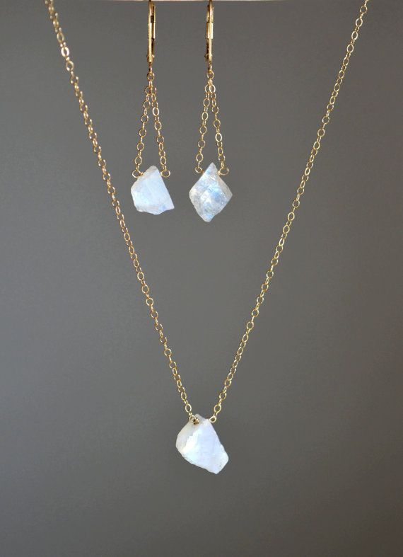 moonstone chain moonstone necklace gifts for her,unique gifts Moonstone 14K gold fill Necklace designer jewelry moonstone jewelry