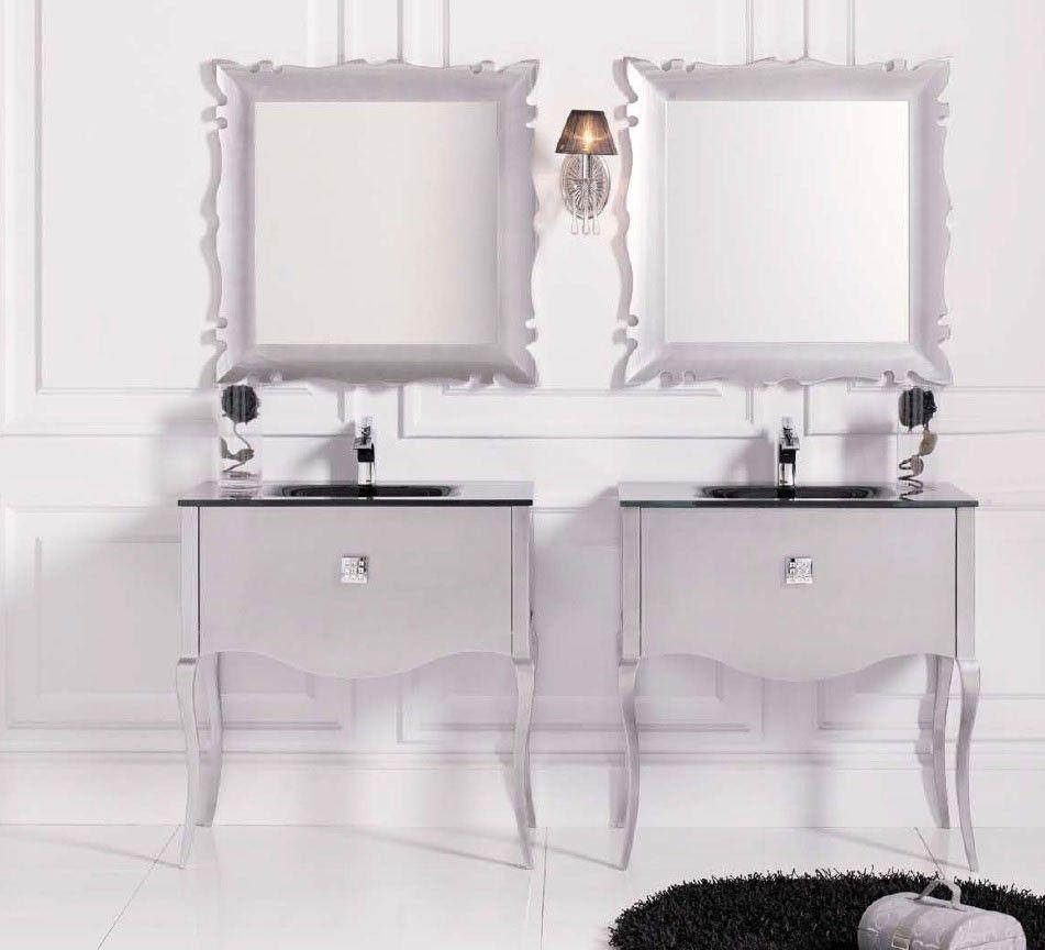 Mueble de baño moderno Bruno de 80 cm.