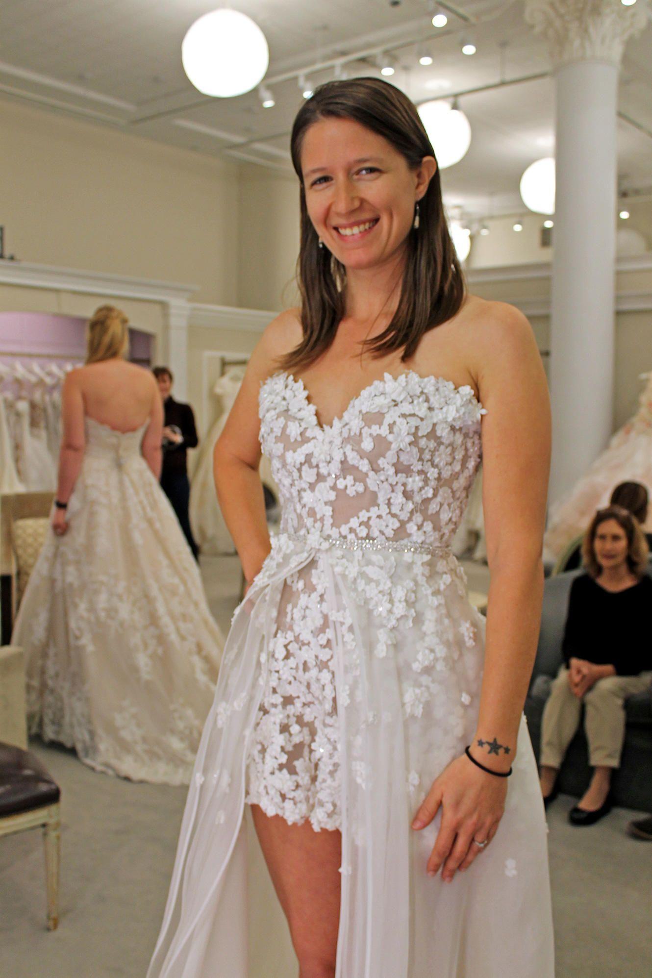 Season 14, Featured Dresses | Mark zunino, Sweet hearts and Wedding ...