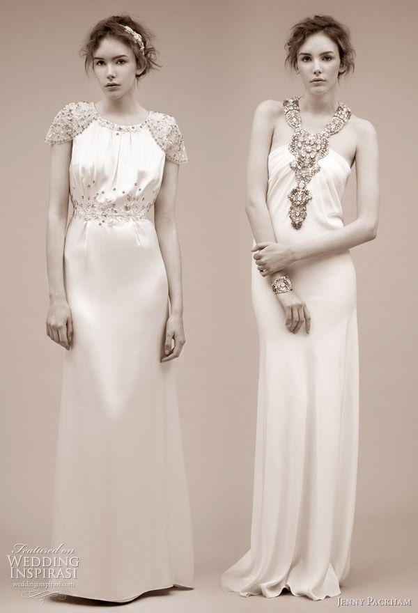 jenny packham wedding dress spring/summer 2011 | it's about unity