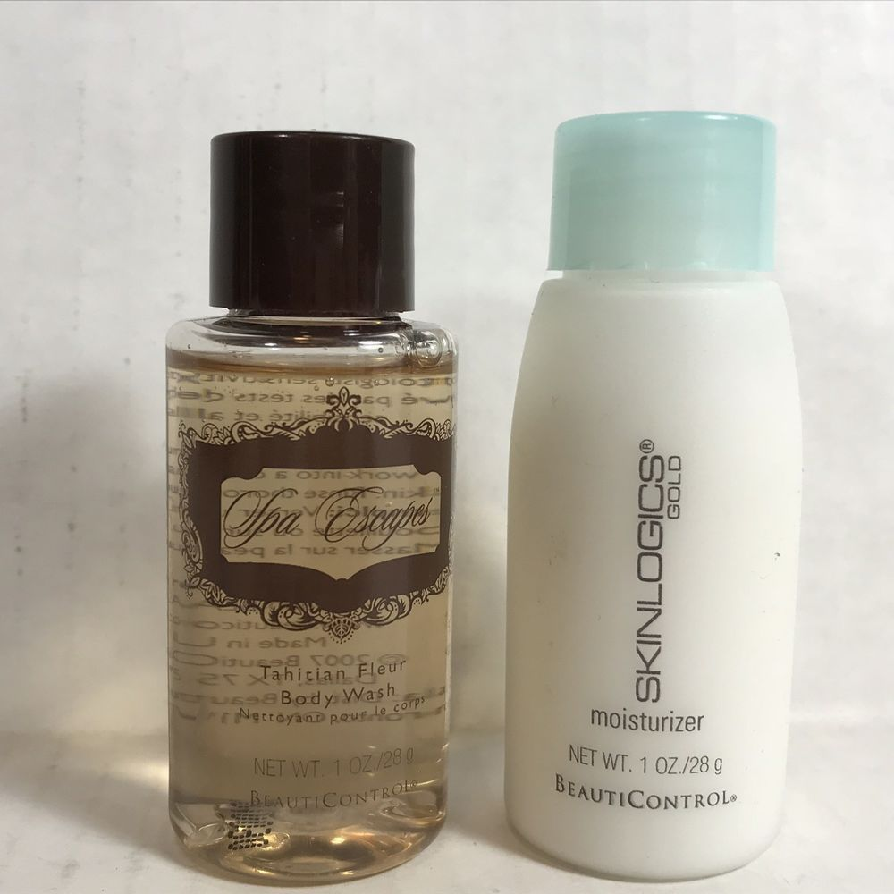 Beauticontrol Travel Tahitian Fleur Body Wash Skinlogics Platinum Moisturizer Ebay Beauticontrol Products Body Wash Travel Size Products