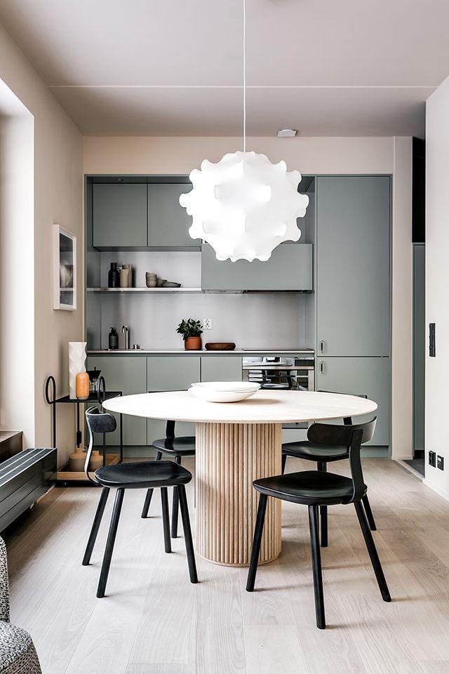 mono apartments by note design studio the design chaser kitchen island ideas minimalist on kitchen ideas minimalist id=79273