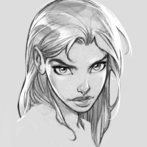 Pin By Peter Attia On Portrait Art Portrait Drawing Girl Face Drawing Drawings