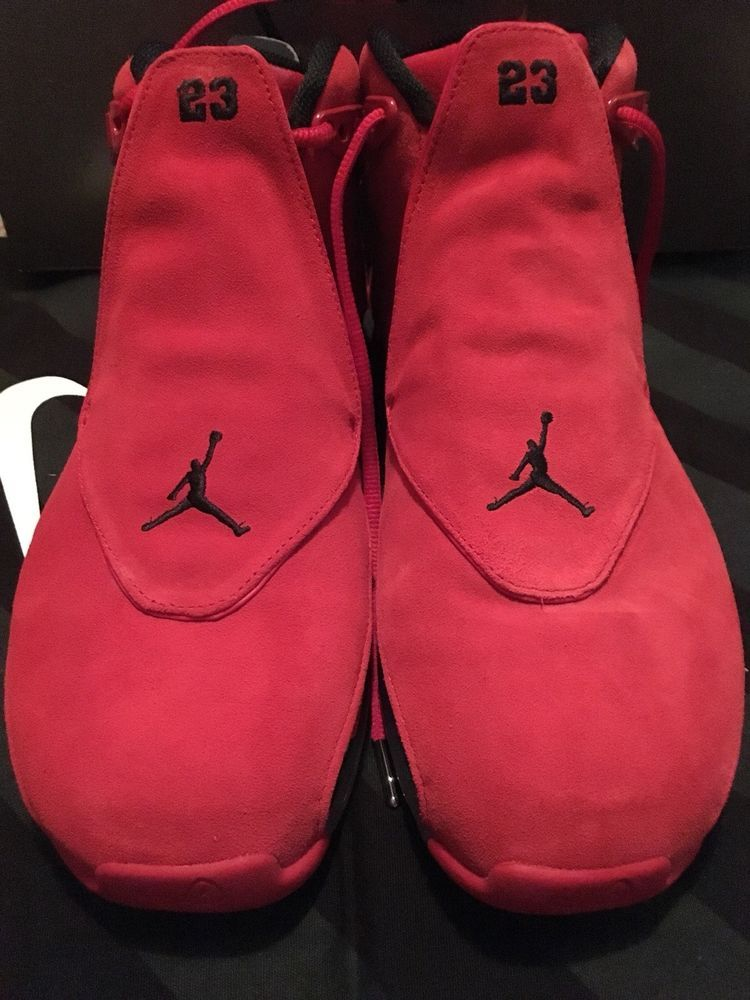 "save off 26b5f 9fe7d Dead Stock Never Been Worn Nike Air Jordan 18 Retro ""Toro"" Shoes From Nike.com    eBay"