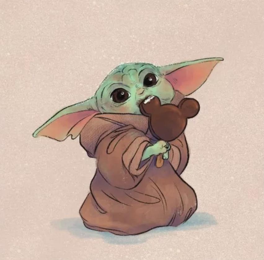 The Best Baby Yoda Fan Art In The Galaxy Yoda Artwork Star Wars Fan Art Yoda Art