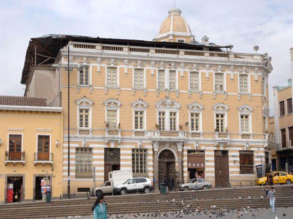 Casa Gangotena Boutique Hotel Quito Re Colonial