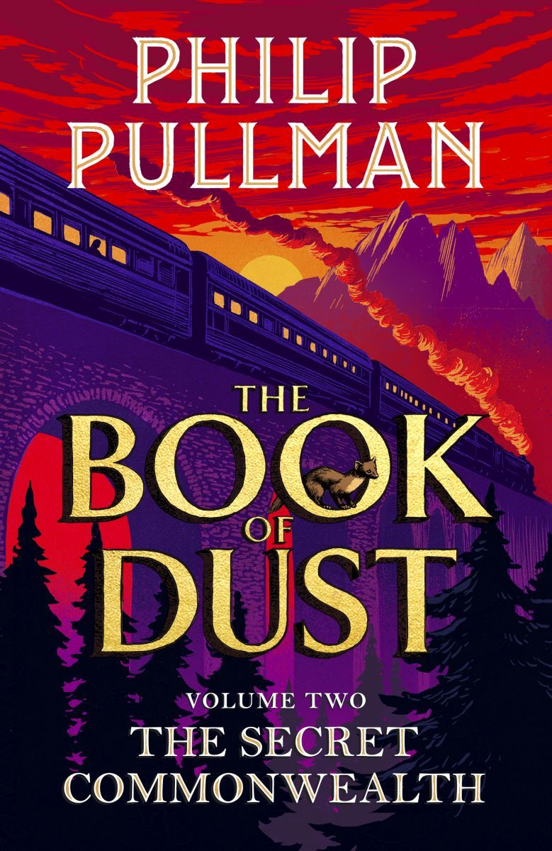 Book The Secret Commonwealth The Book Of Dust 2 By Philip