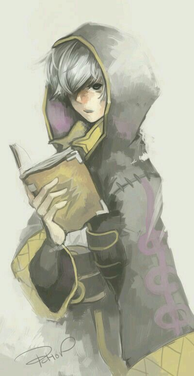 Robin | Fire Emblem Awekening