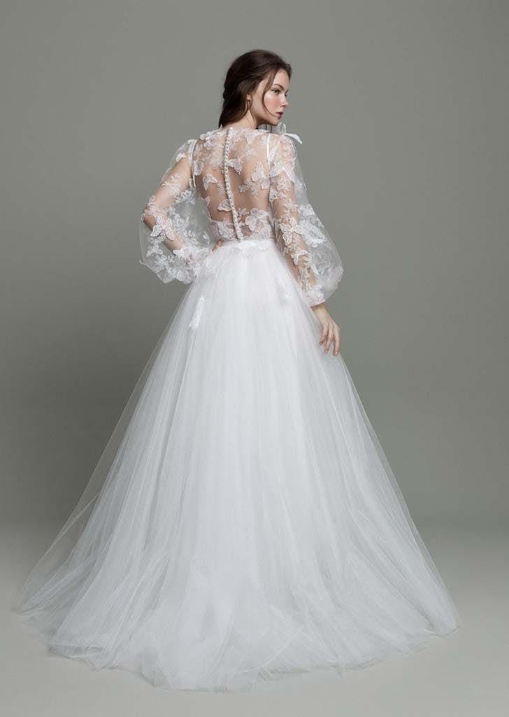 Photo of Er * dette * den fremste trenden for brudekjolen for 2019?