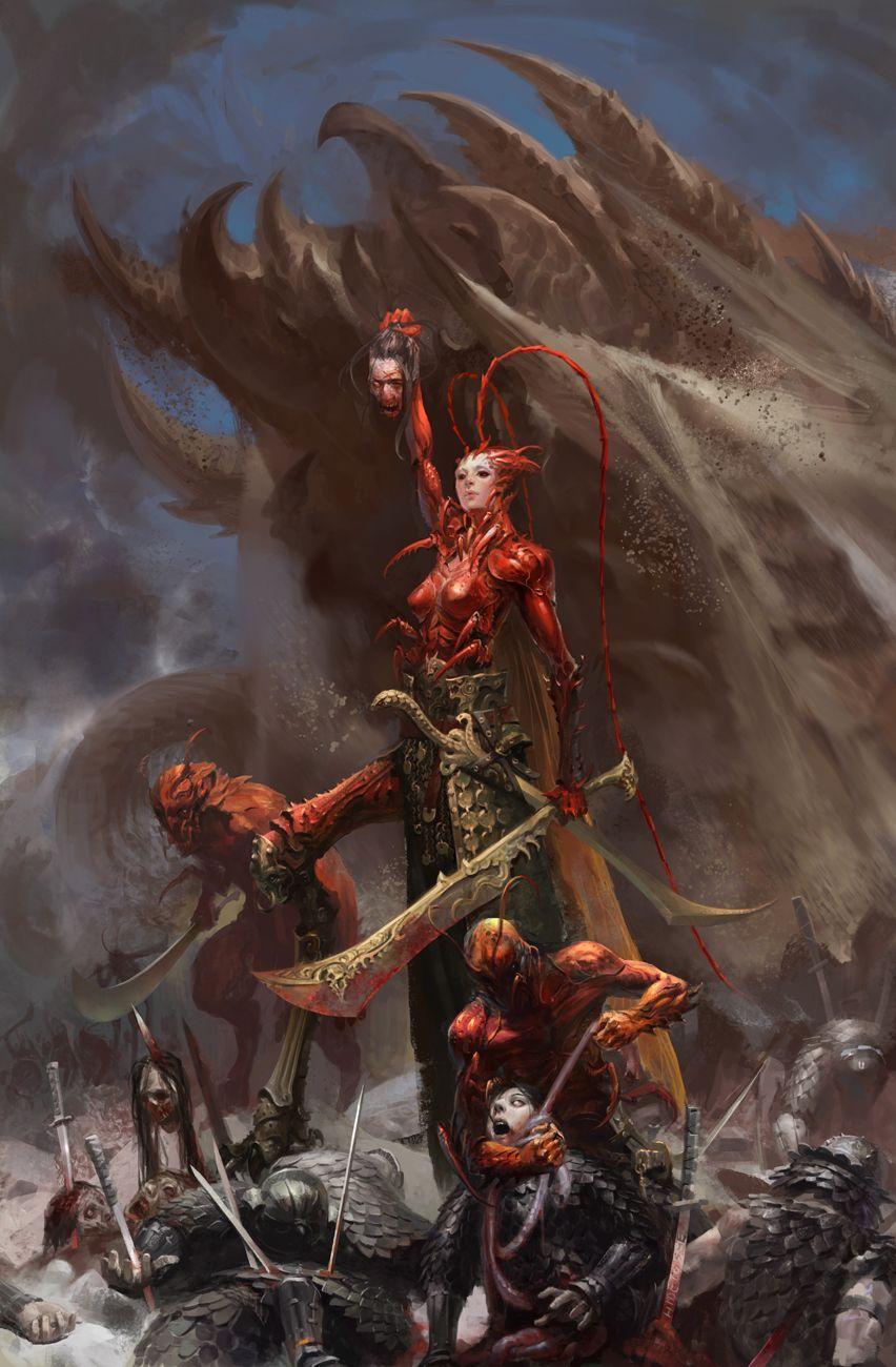Resultado de imagem para rpg monsters villains