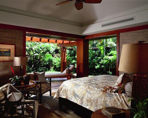Elegant Tropical Bedroom Design Pictures Page 30 By Saint Dizier Design Tropical Bedrooms Home Bedroom Tropical Master Bedroom