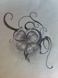 r sultat de recherche d 39 images pour tatouage trefle 4 feuilles poignet bedroom redo. Black Bedroom Furniture Sets. Home Design Ideas