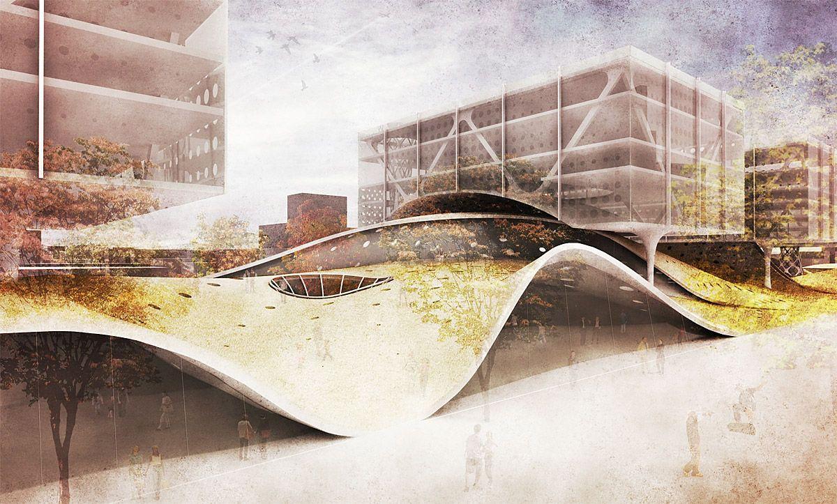 KRob 09 Winners Announced Cinema architecture, Concept