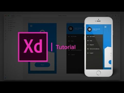 adobe xd tutorial youtube