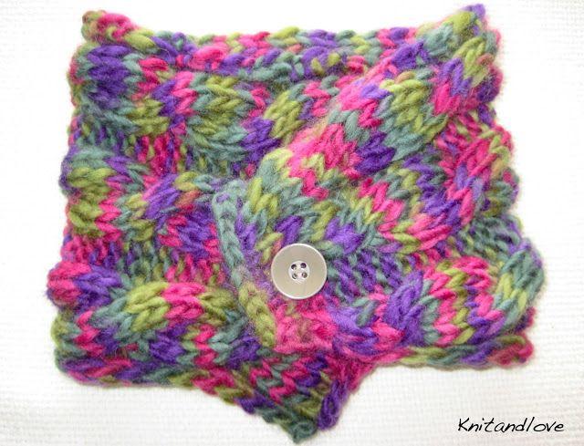 Knit and Love : Patrón
