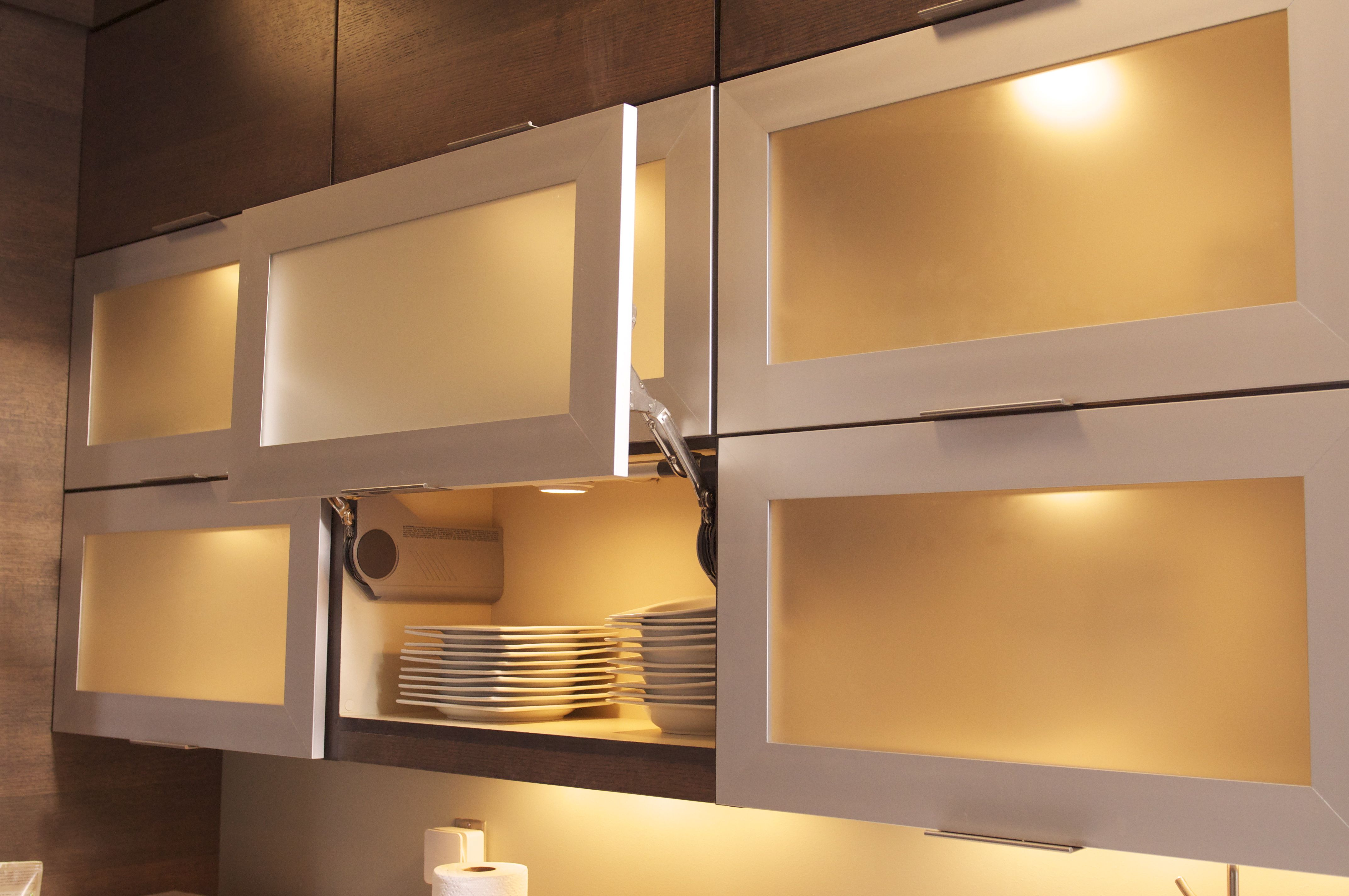 Aluminum Cabinet Doors With Blum Aventos Hl Hinges Which