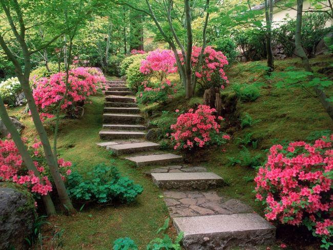 #Garten Gartengestaltung U2013 107 Bilder, Schöne Garten Ideen Und Stile  #Gartengestaltung #u2013