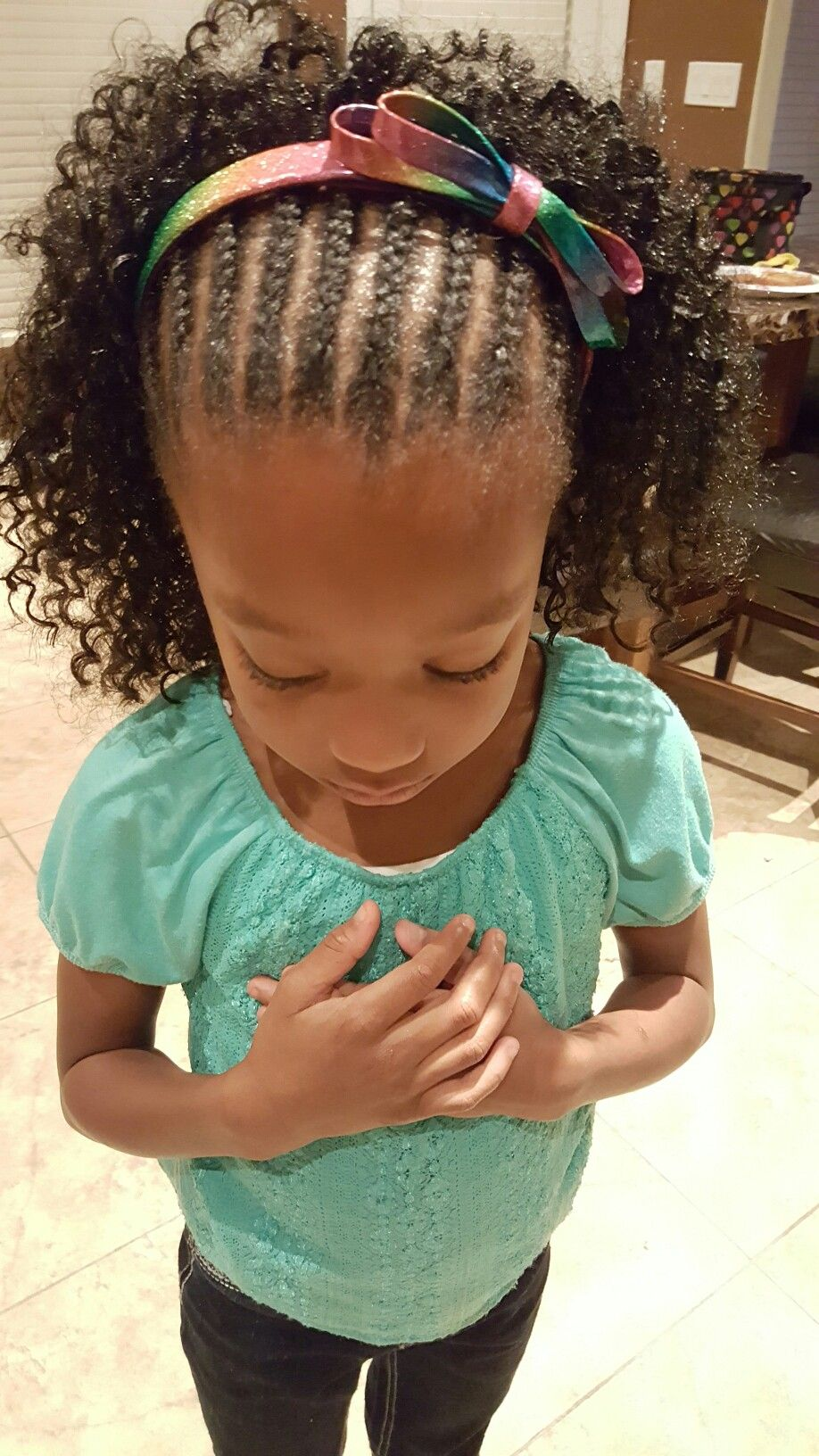 Crochet braids for little girls | crochet styles for little girls | Pinterest | Crochet braid ...