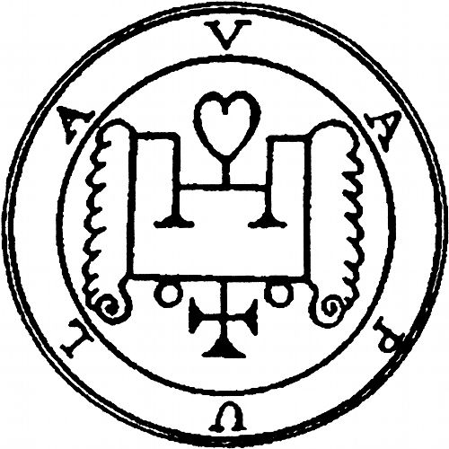 Goetia Demon Sigils Of The Demons Of The Ars Goetia Occult