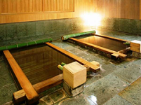 紫雲荘の大浴場