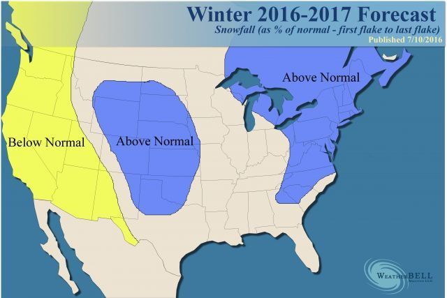 2016 2017 long range weather forecast for us and canada 2016 2017 long range weather forecast for us and canada weather predictions sciox Gallery